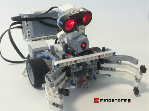 Mindstorms Robot Tutorial is now online